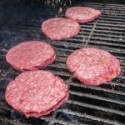 grilling ground beef