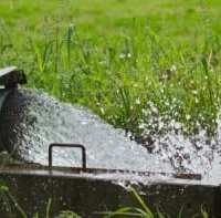 Water in agriculture