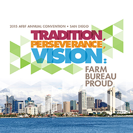 AFBF Convention logo