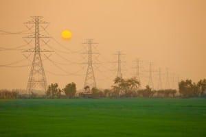 Increasing Power Rates