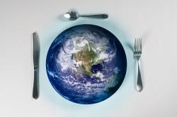 Starving Planet-world hunger