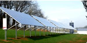USDA Rural Energy for America Program-Solar panels installed