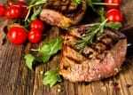 grilled beef steak and weight loss