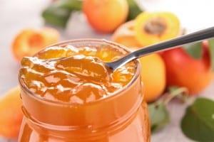gourmet apricot jam