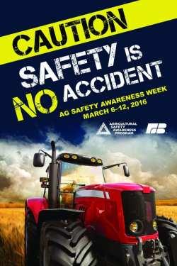 Farm Bureau Agriculture Safety Awareness Week