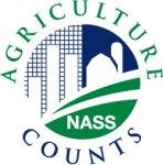 USDA Nass logo-agricultural conservation
