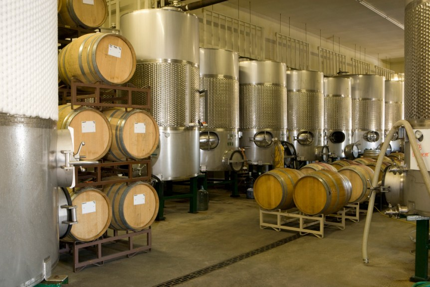 california wine industry
