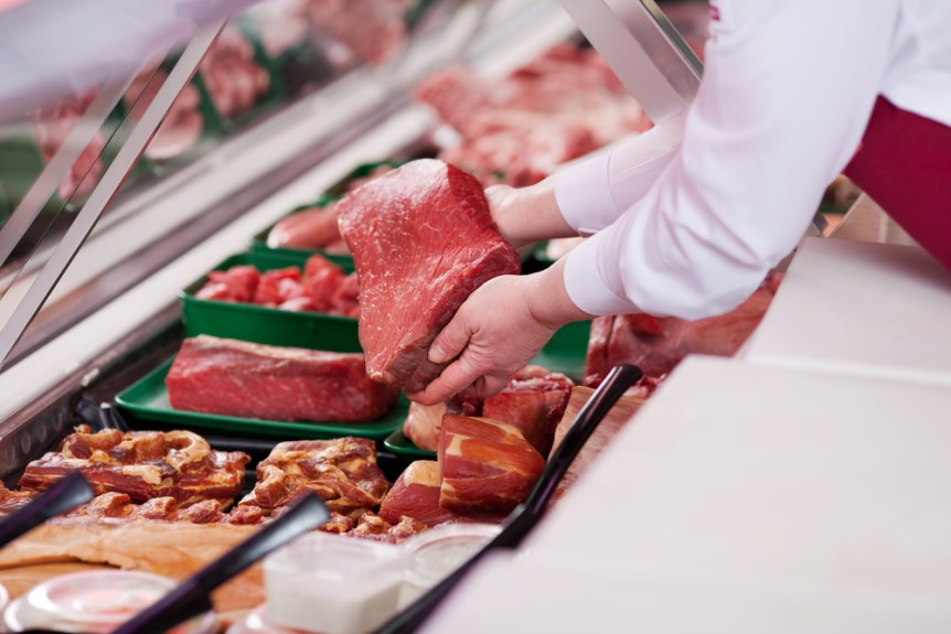 meat buying