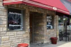 Medical marijuana dispensary, Ypsilanti, MI