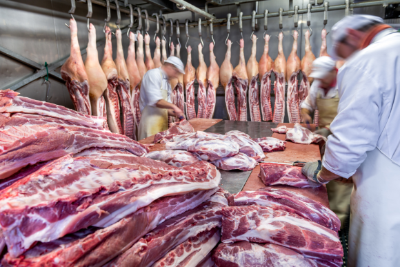 Market Concentration in meatpacking
