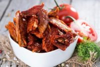 Portion of Sun Dried Tomatoes