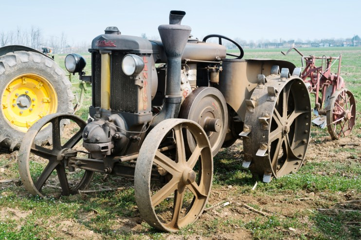 California Antique Farm Equipment Show