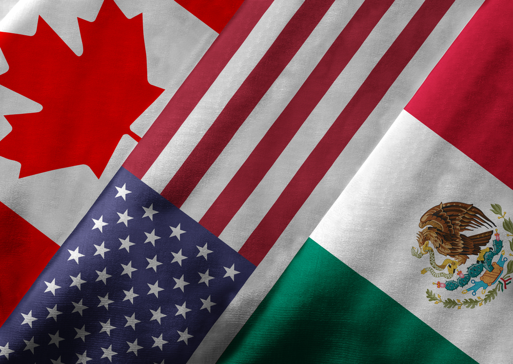 Republican Governors Meet VP About NAFTA