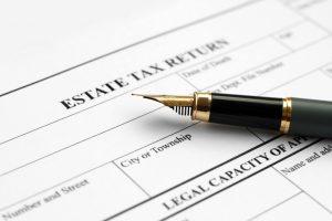 Estate tax return
