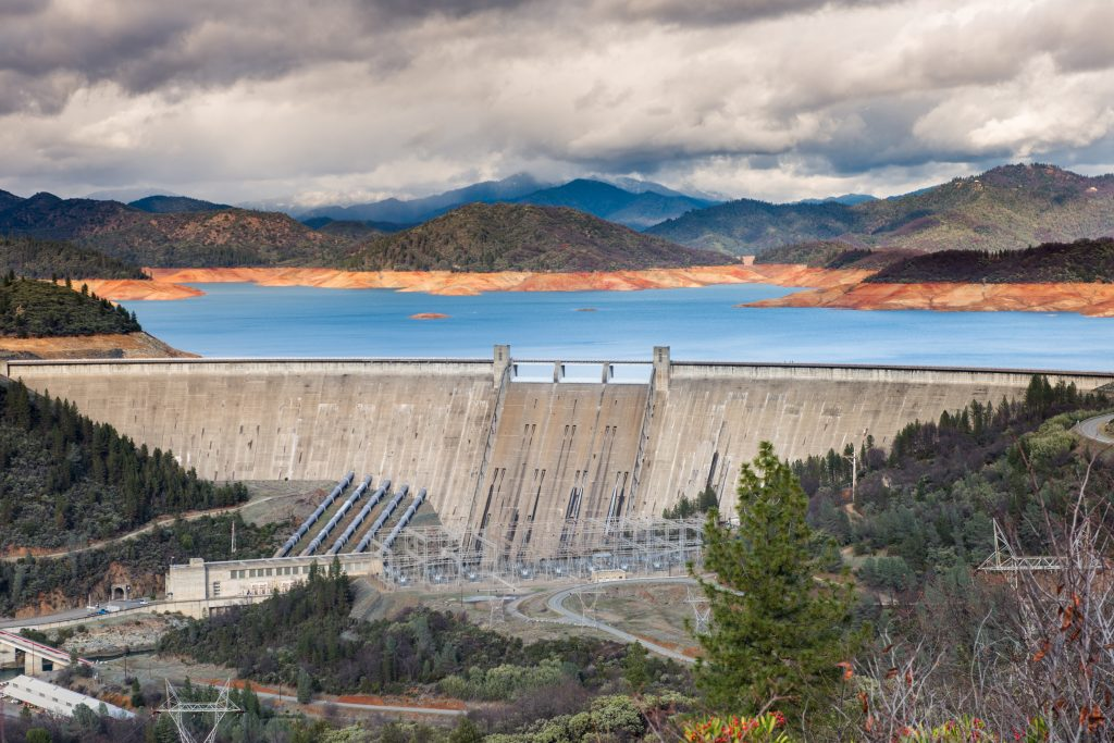 Environmental Group Challenges Shasta Dam Project