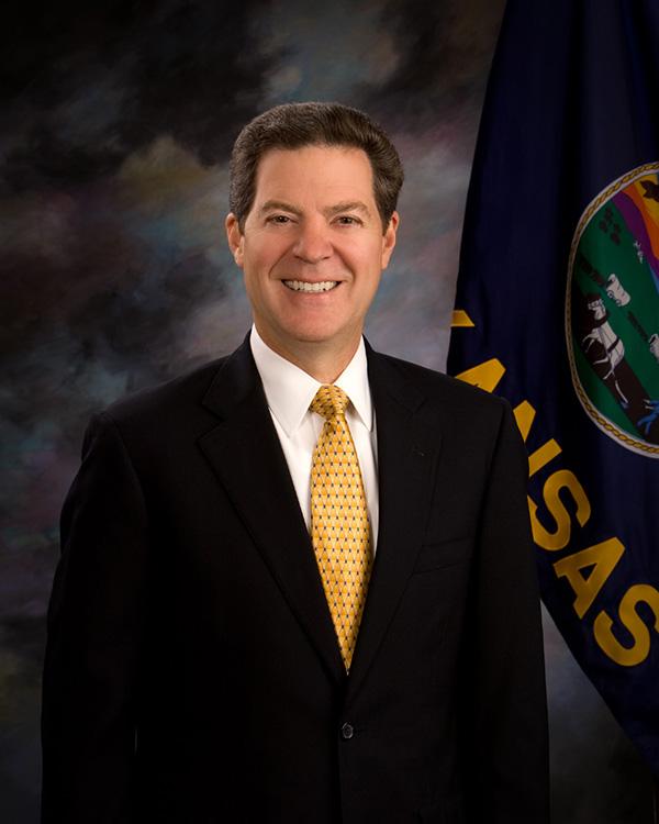 Kansas Governor Sam Brownback
