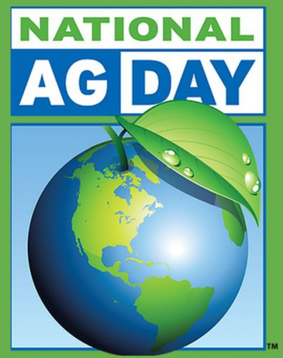 Secretary Perdue Celebrates National Ag Day