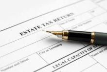 Estate tax return groups