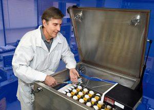 pasteurizing eggs