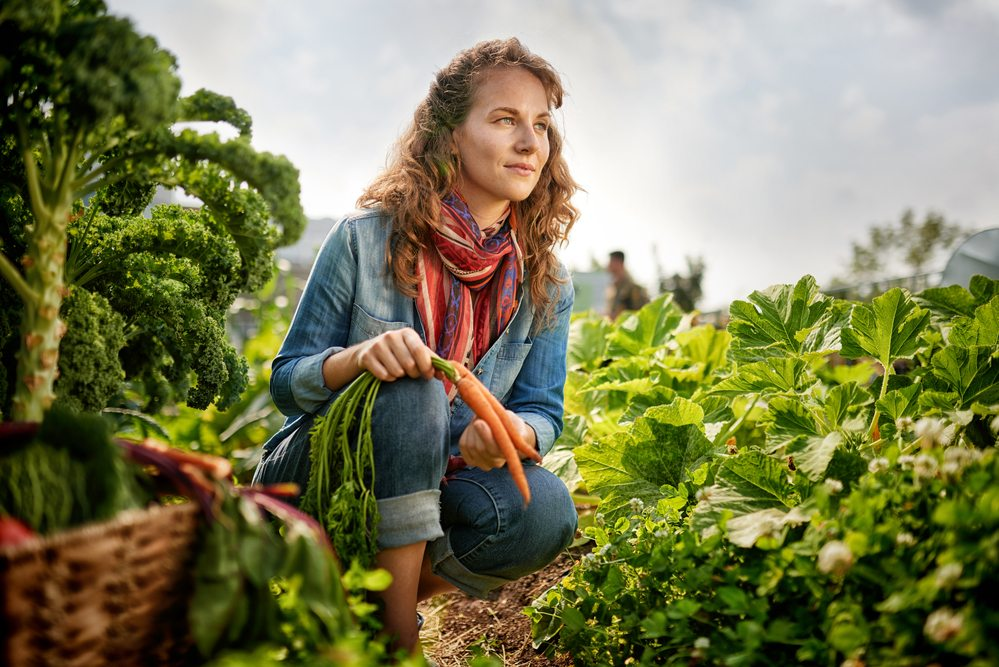 Women Are Out-Earning Men in the Business of Farming