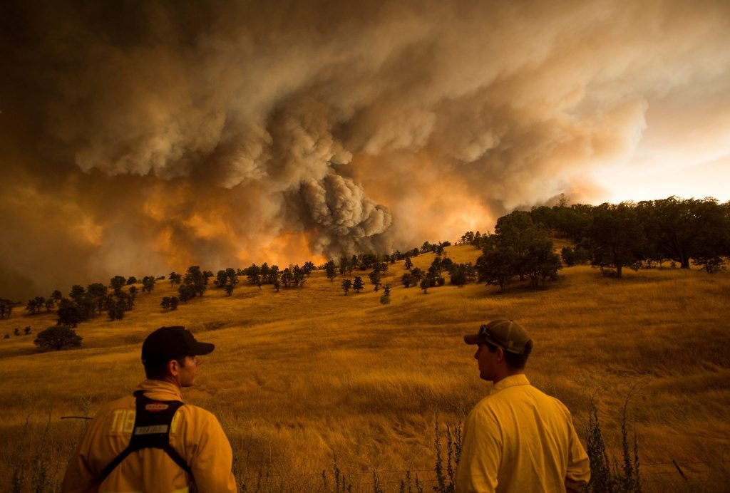 SNAP Recipients Affected by Northern California Wildfires Receive USDA Relief