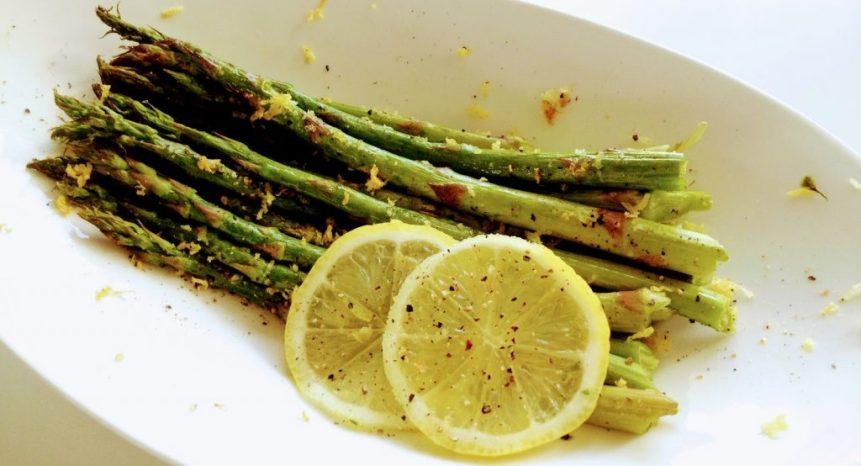 baked lemon