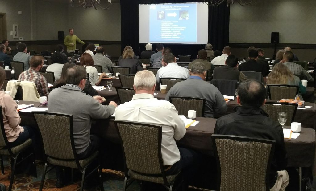 Record Attendance at Post-Harvest Pest Control Conference