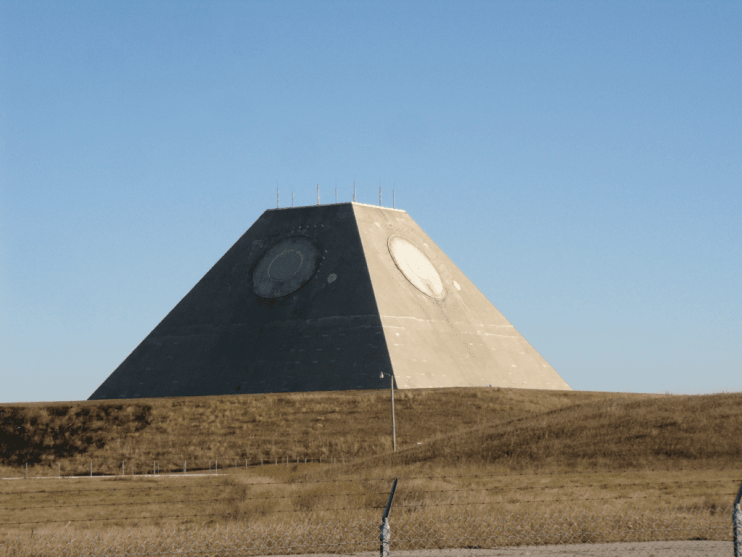 north dakota pyramid