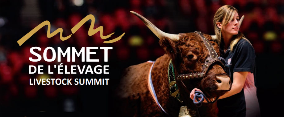 Europe's Leading Livestock Event, Sommet de l'Elevage, Welcomes 95,000+ Professionals