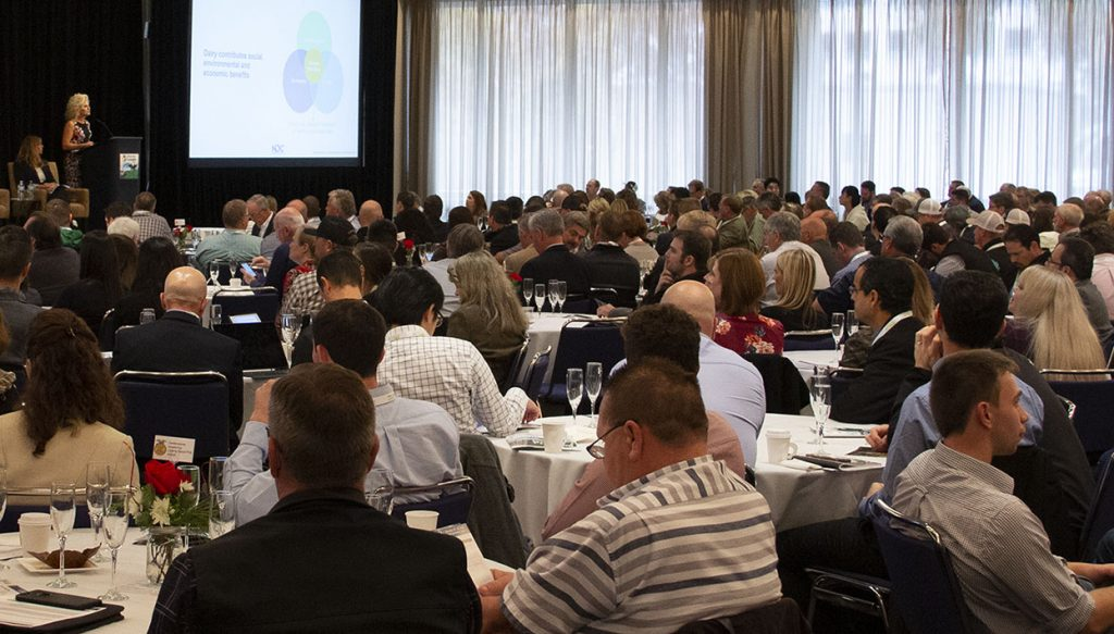Inaugural California Dairy Sustainability Summit Highlights Progress and Goals for the Industry