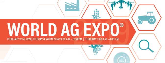 What Not to Miss at World Ag Expo 2019
