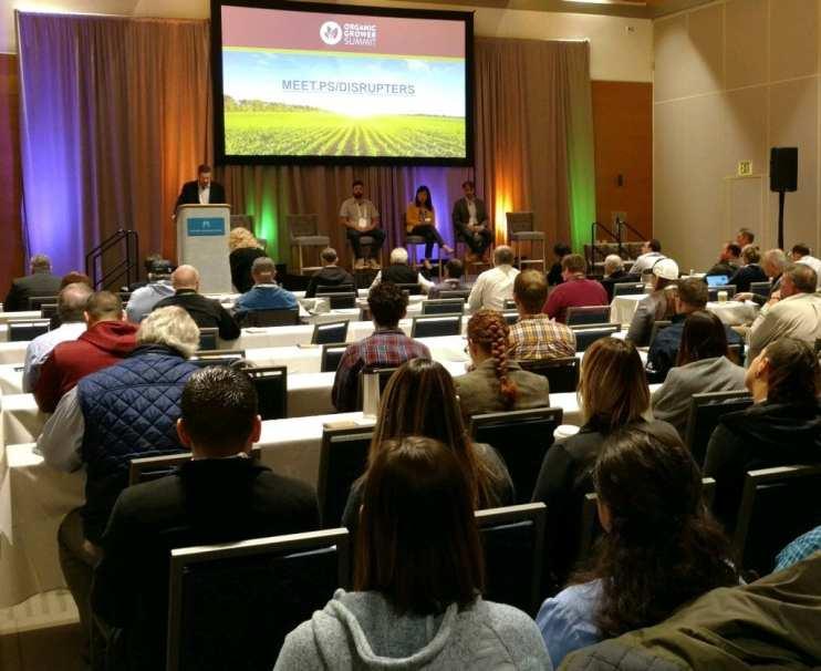 Organic Growers at Summit