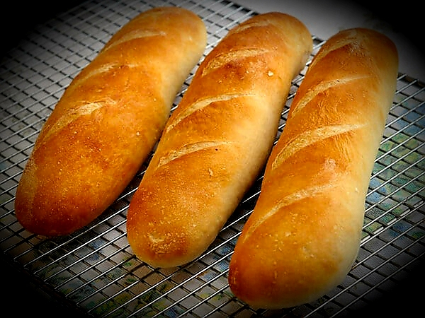 Untamed Easy French Bread