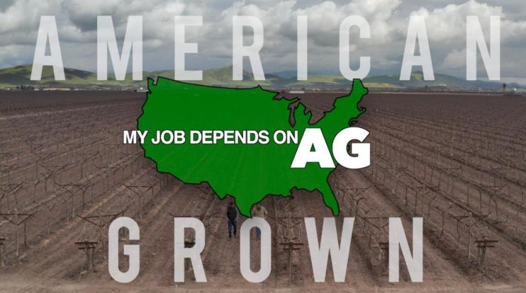 """""""My Job Depends on Ag"""""""