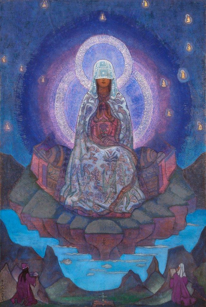 Матерь Мира уже Приоткрыла Лик Свой. Человечество вступает в Эру Света, ...главенствовать будет сердце.