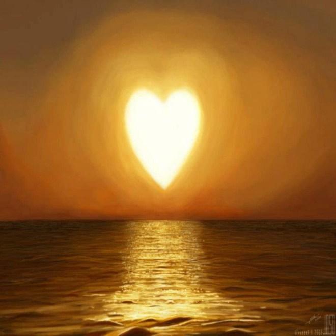 Сердце Солнце Солнц Вселенной