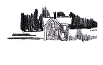 sketch-pencil-cottage