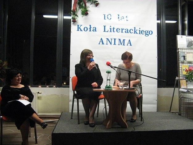 Jolanta Miśkiewicz, AJ, Maria Duszka