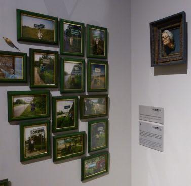 Krakow wystawa Szuflada pamiatki po Wislawie Szymborskiej