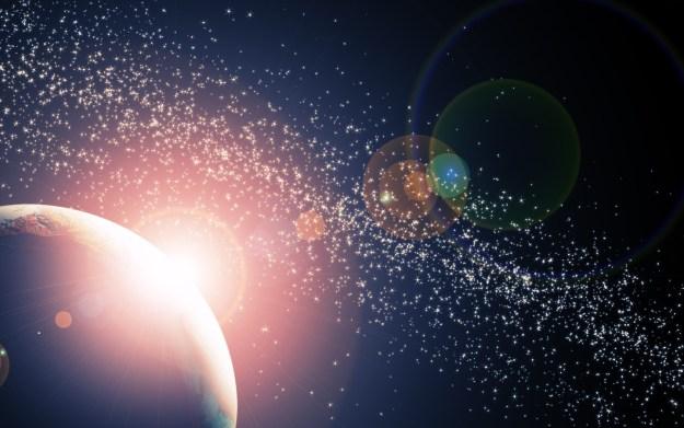 Свет в Космосе