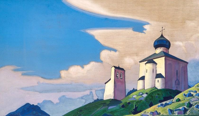 Звенигород Храм будущего Россия Белуха Агни Йога Живая Этика пророчество