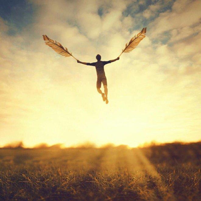 Жить чисто и светло. К этому высокому достижению нужно просто упорно и постоянно устремляться.