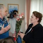 В этот день Марина Попович отмечала свой день рождения
