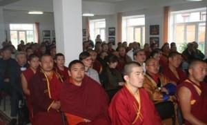 Участники II Межународной конференции «Феномен XII Пандито хамбо ламы Итигэлова»