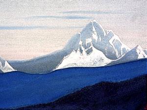«Гималаи» 25×35 см.