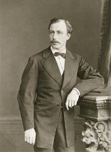 И.И. Шапошников, отец Е.И. Рерих