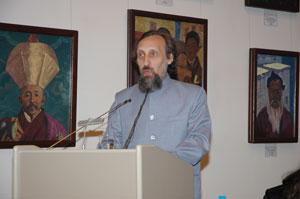 Доклад М.Н.Чирятьева «Мысли Е.И.Рерих о науке будущего»