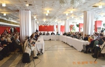Круглый стол «Живая Этика и Россия: проблемы, возможности, перспективы»