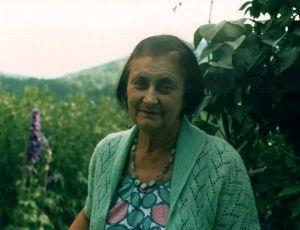 Л.И.Уранова. Август 1996 г., Уранга