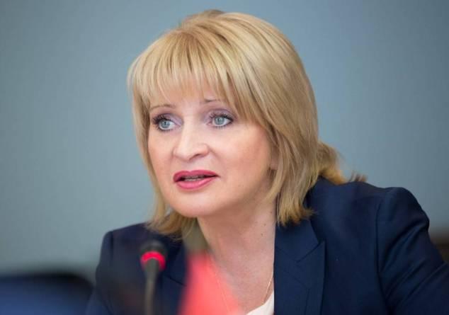 заместитель министра культуры РФ Алла Манилова